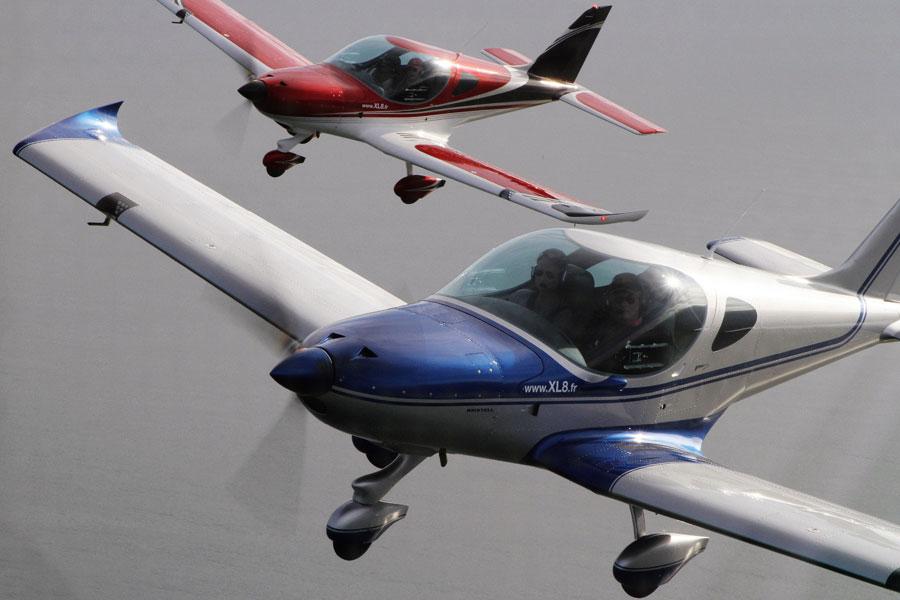 ULM, Ecole de pilotage 44, Loire Atlantique,