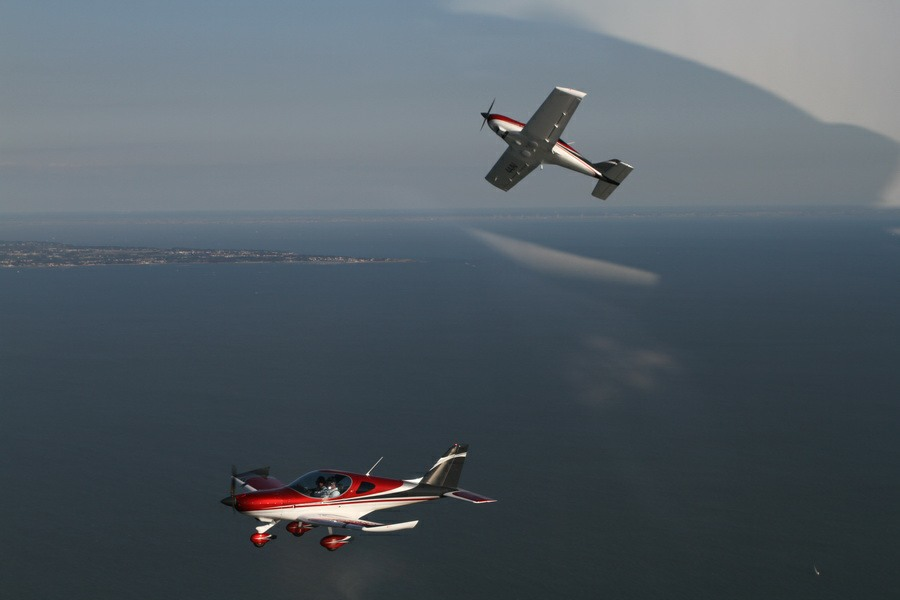 Duo, votlige aeronotique, loire atlantique, 44.