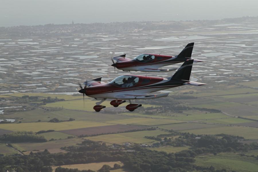 Vol en duo, decouverte des marais salants, Loire Atlantique
